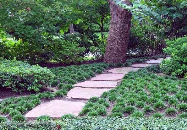 mondo walkway